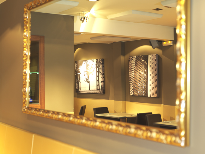 Insonorización acústica restaurante DOP de Barcelona