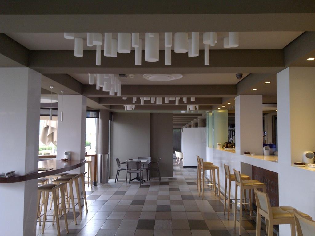 Proyecto Interiores del Hotel Igeretxe, Getxo