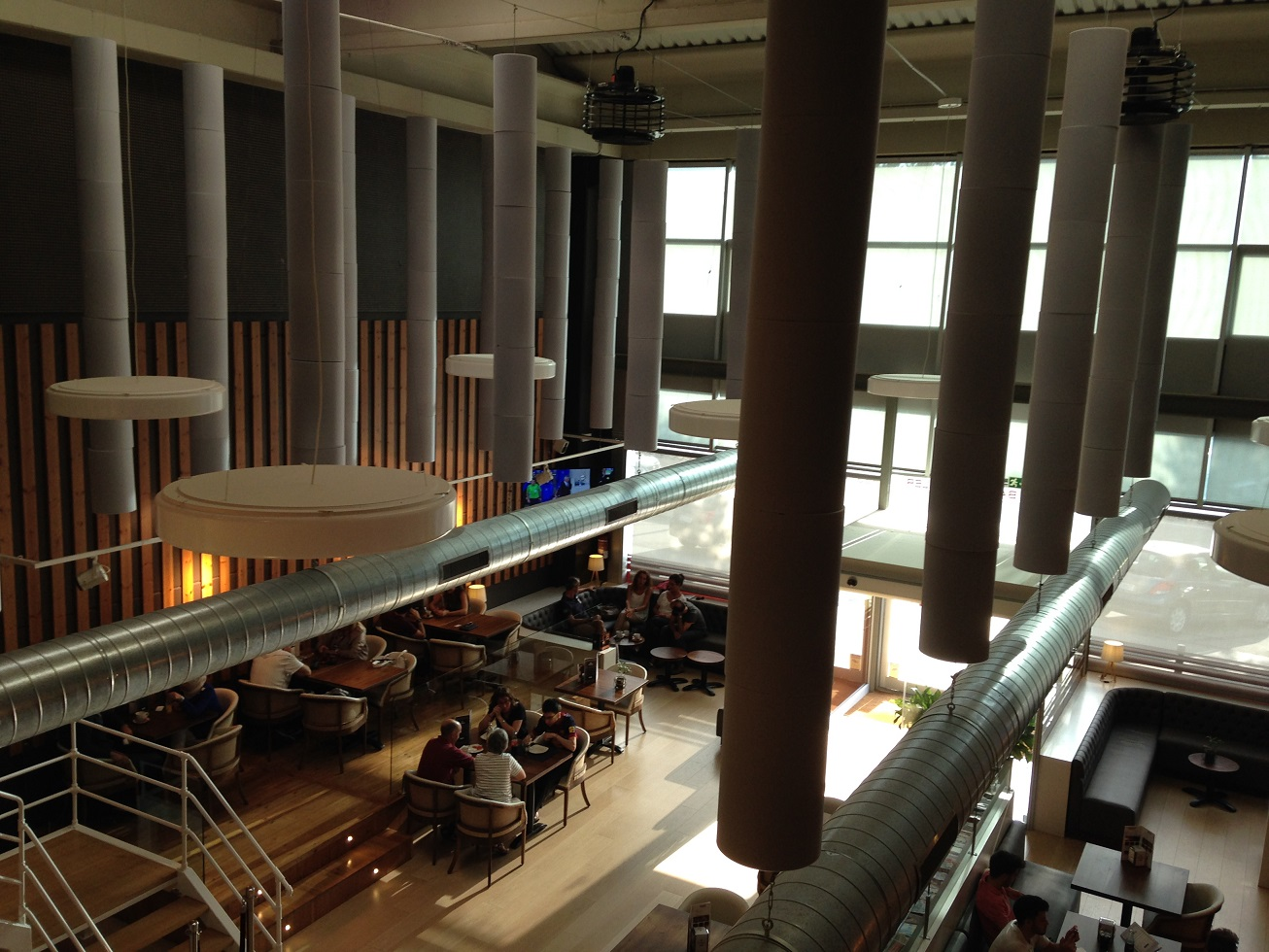 Proyecto de mejora de la acústica del Bar – Restaurant l'India, Vic (Barcelona)