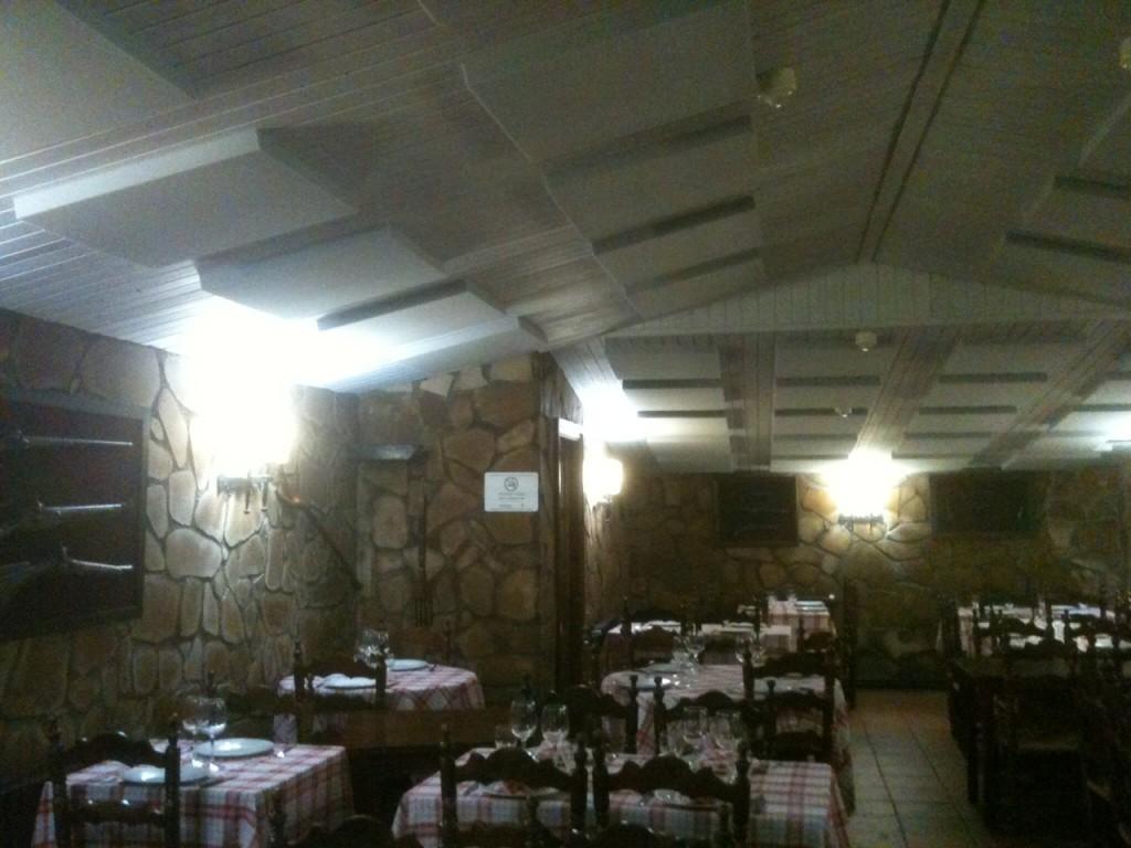 Proyecto de aislamiento acústico para el Restaurante Cal Forner de Collsuspina, Barcelona