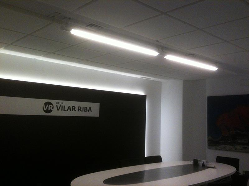 Mejora acústica de local. Asesoría Grupo Vilar Riba – Vic.