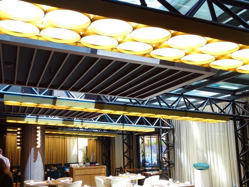 Proyecto interiores y acústica, Hotel Pullman Barcelona Skipper